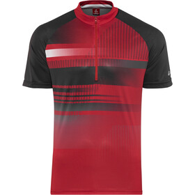 Löffler Track Maillot manches courtes Homme, red